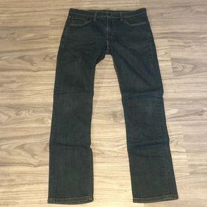 Men's Levi's 511 Slim Fit Jeans, Size 33W x 32L